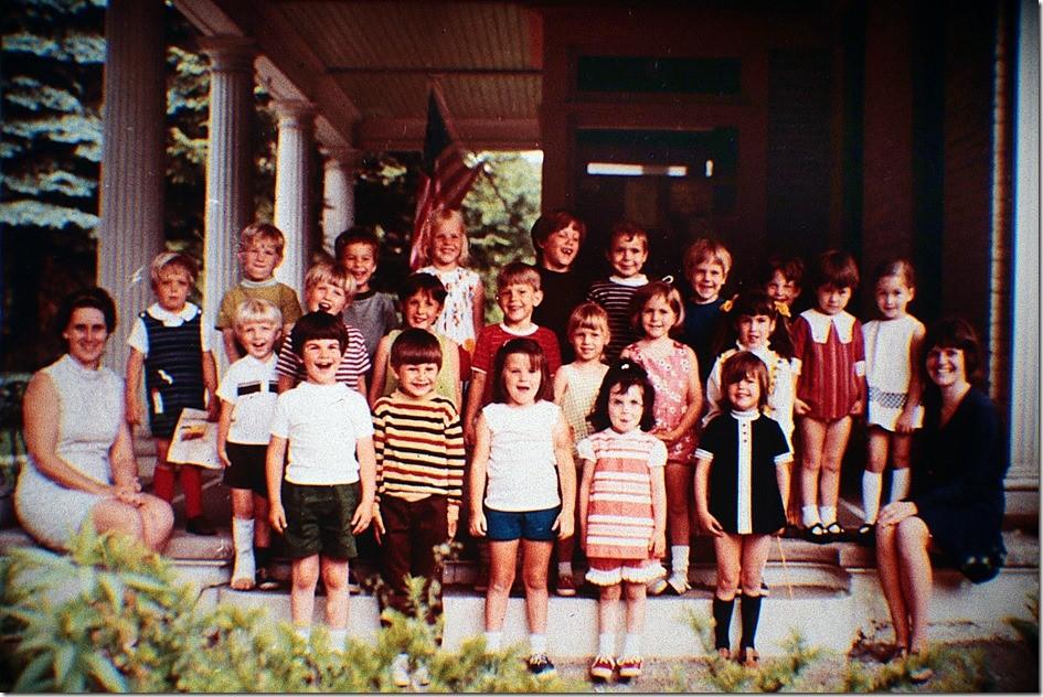 1970s Pre-Primary